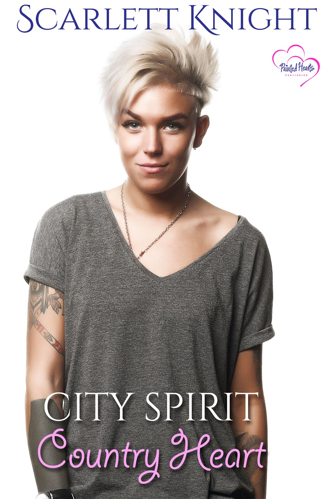 City Spirit, Country Heart (Contemporary FF Romance)