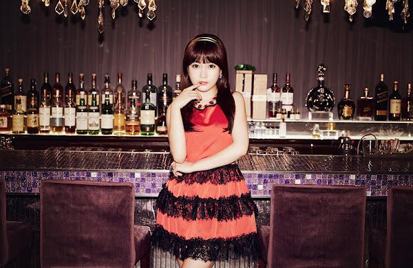 Soyeon T-ara Gossip Girls Concept