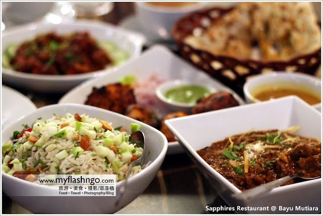 大山脚美食 | 值得一尝的印度风味 Sapphires Restaurant