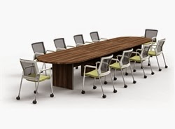 Cherryman Amber Conference Table