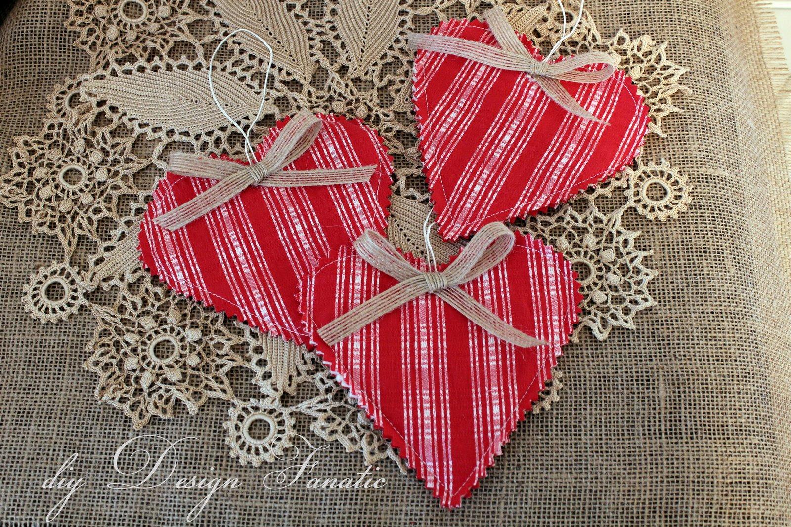 decorations paper strip hearts source vintage valentine hearts - Vintage Valentine Decorations