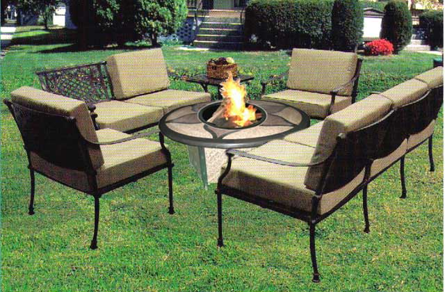 ... Fred Meyer Sofa Covers By Fire Pit Table Set Stunning Firepit Table And  Chair Sets ...
