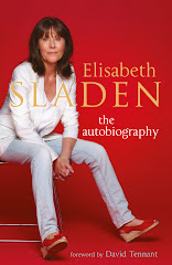 Elisabeth Sladen's autobiography is now available.