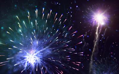 Fuegos artificiales - Fireworks