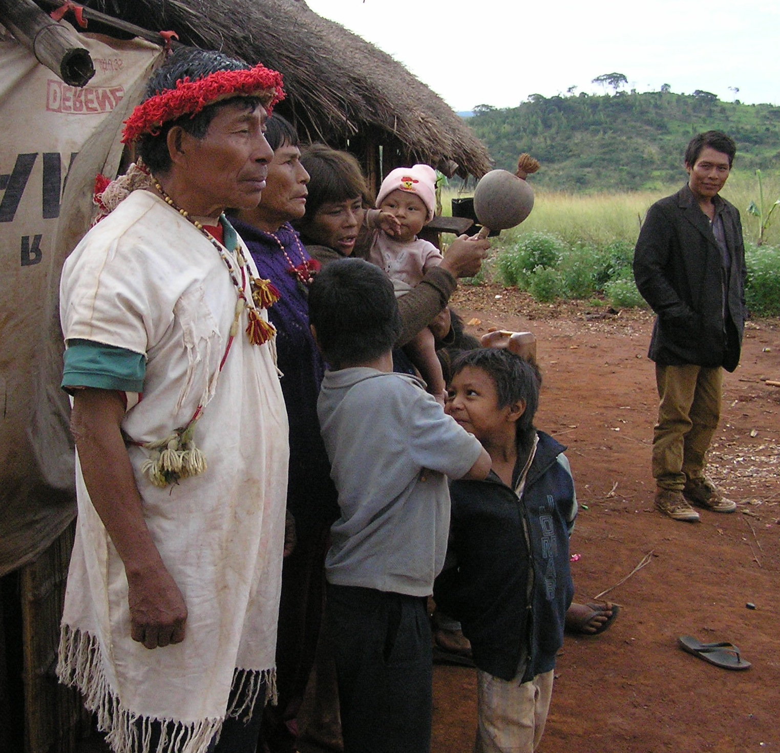 the maintaining of the land and farming for the guarani indians The guarani is an indigenous group living in the eastern lowland area of south america, with a population of about 80,000 it is believed that the guaranis originated.