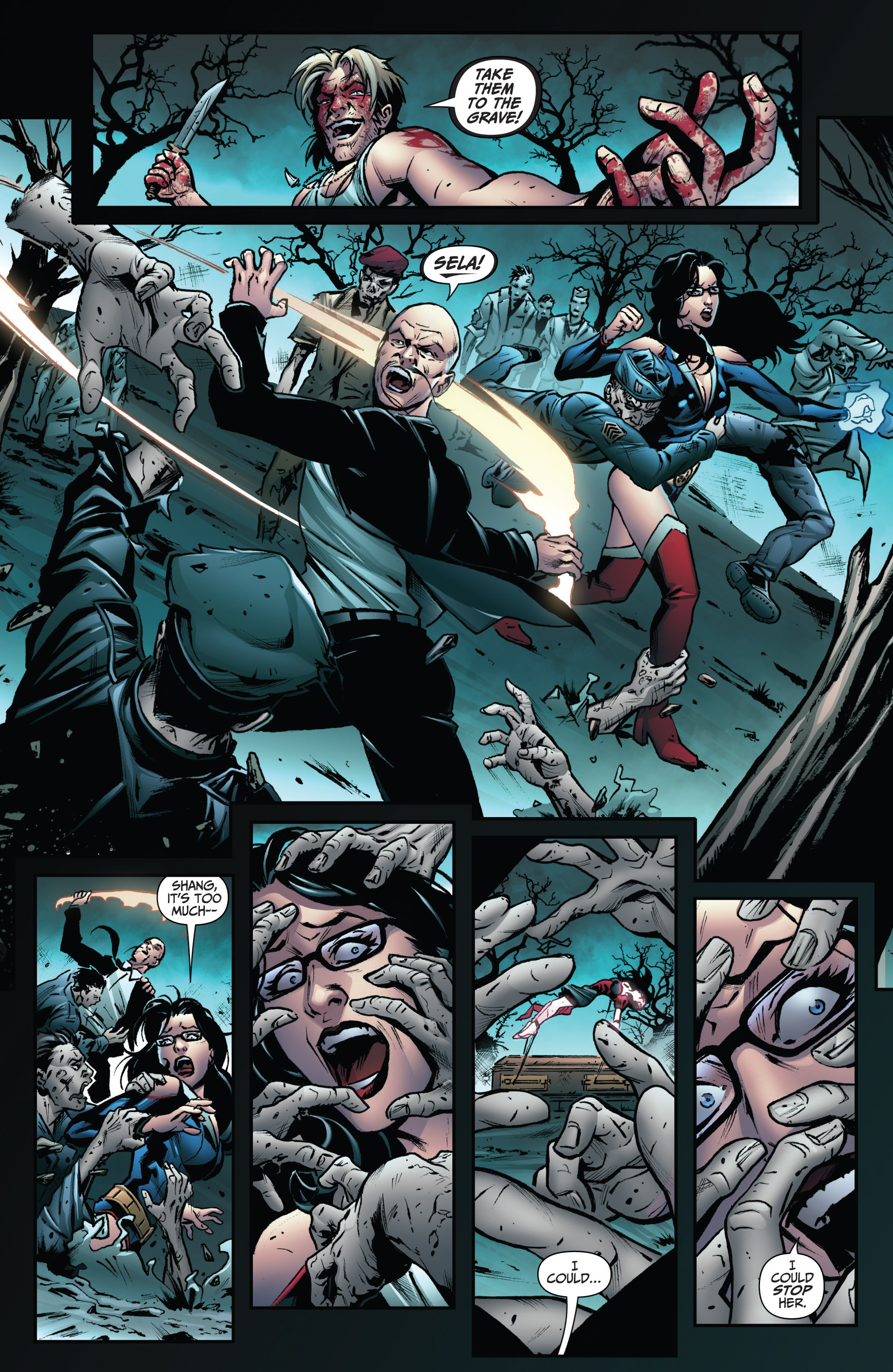 Grimm Fairy Tales (2005) Issue #114 #117 - English 16