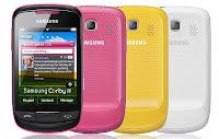 Samsung Corby 2 GT-S3850