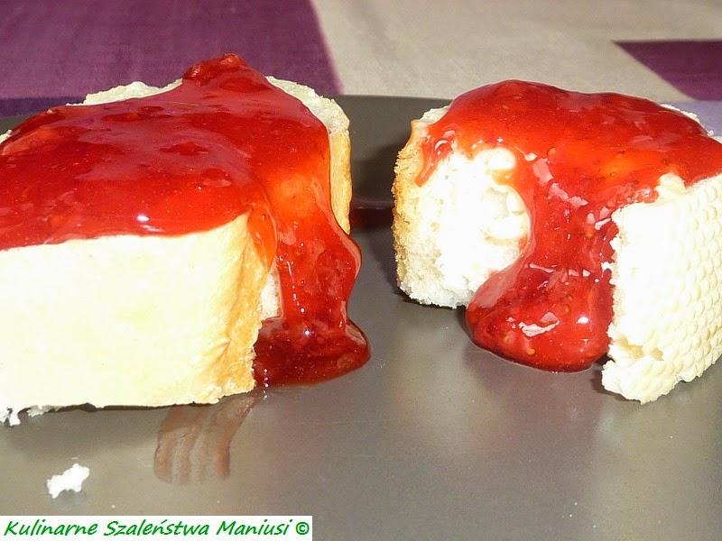 Frużelina truskawkowa :-)