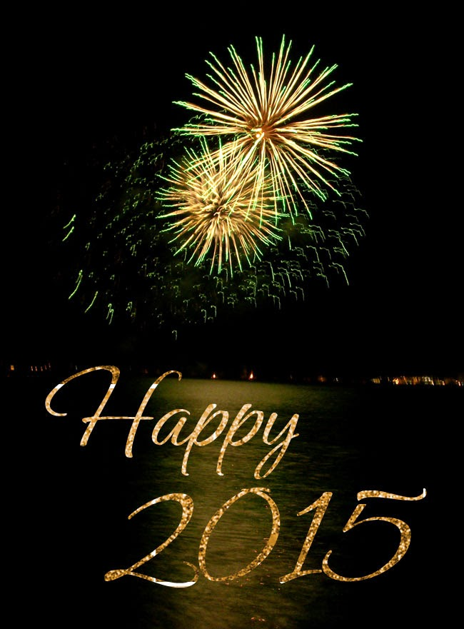 Pumps and Needles: Happy 2015
