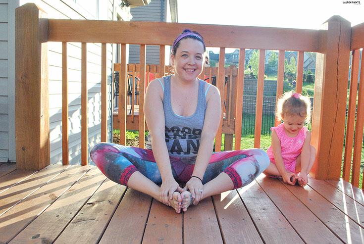 My Passion for Yoga! #InternationalYogaDay #GoCommando
