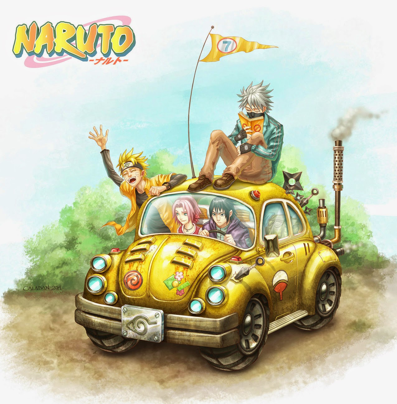 Naruto chap 688 Trang 19