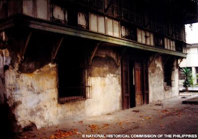 Tahanan ni Jose P. Laurel, Pangulo, Ikalawang Republika ng Pilipinas