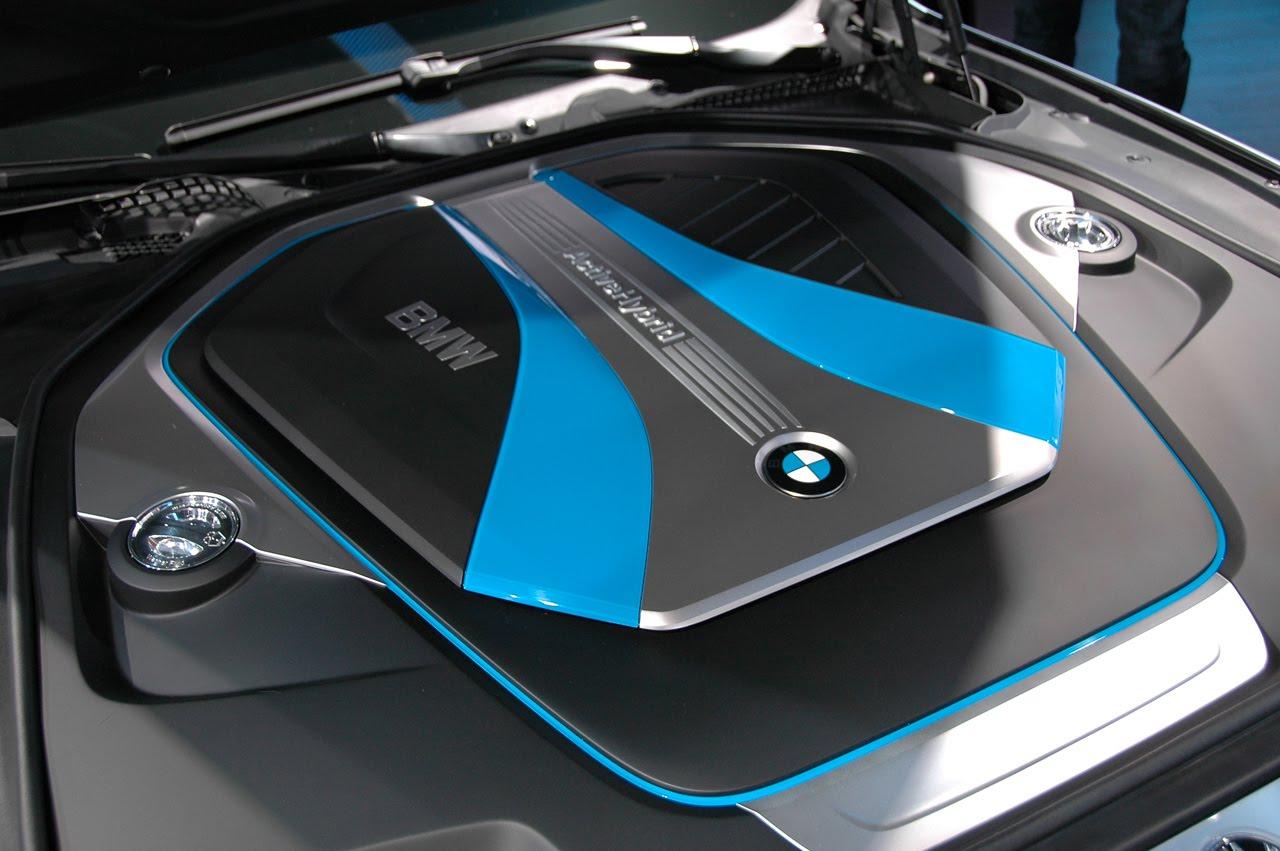 2010 BMW ActiveHybrid 5 ENGINE SPECS