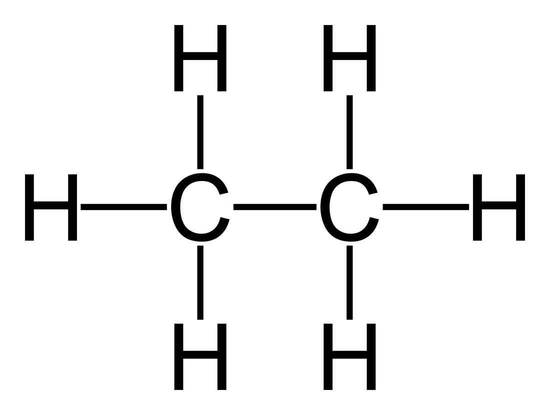 ChemistryElevenNonane Molecule