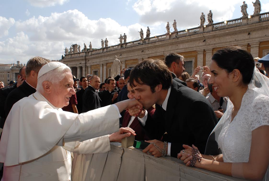 Catholic honeymoon