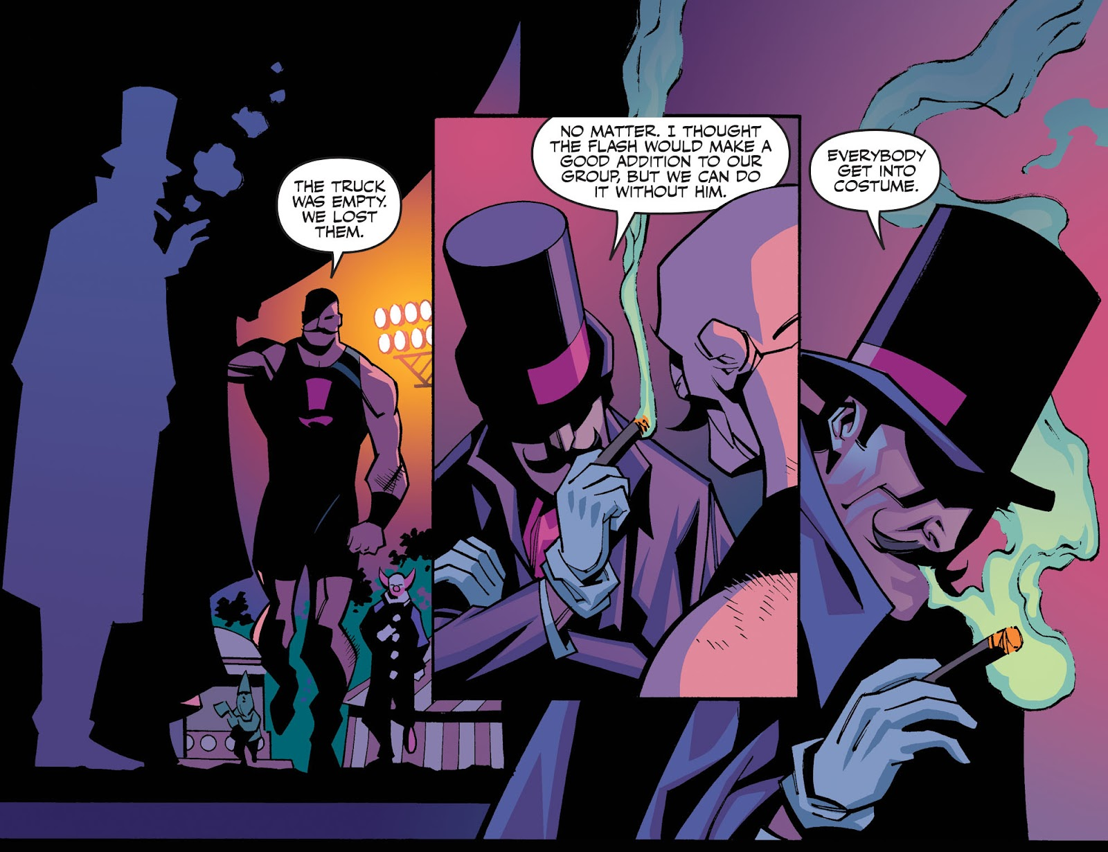The Flash: Season Zero [I] Issue #6 #6 - English 17