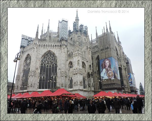 Mercatino di Natale in Piazza Duomo - Il Mio Vivere A Milano