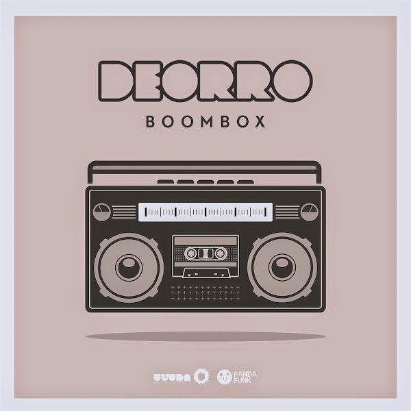 Deorro - Boombox - Single  Cover