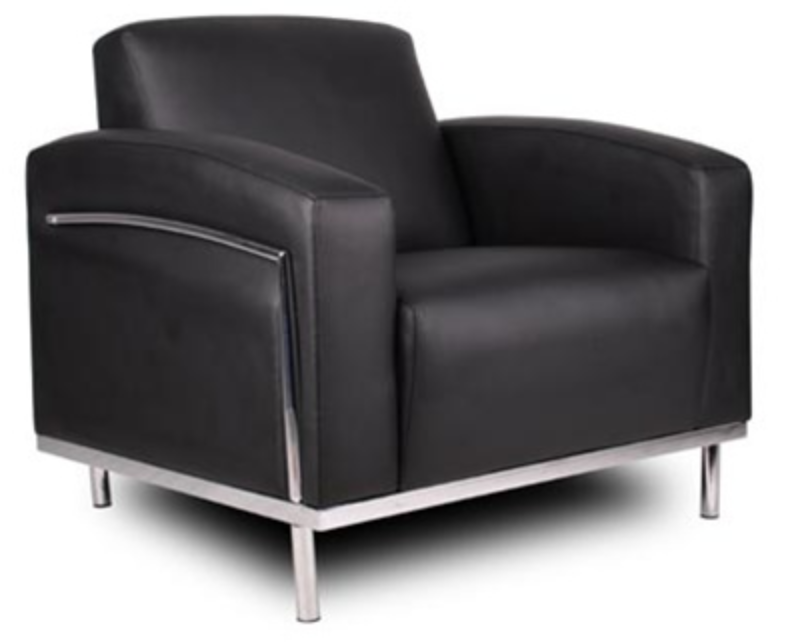 Boss Contemporary Reception Chair