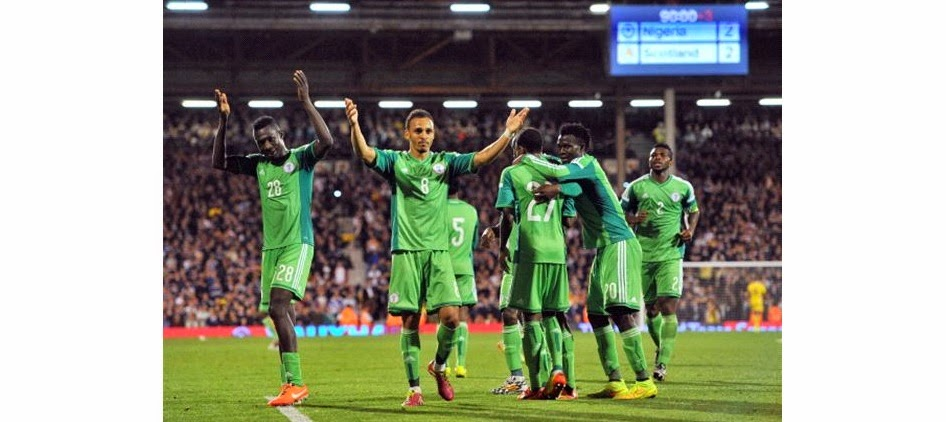Nigeria Rose Up Ten Spots To 34th Place In The Fifa