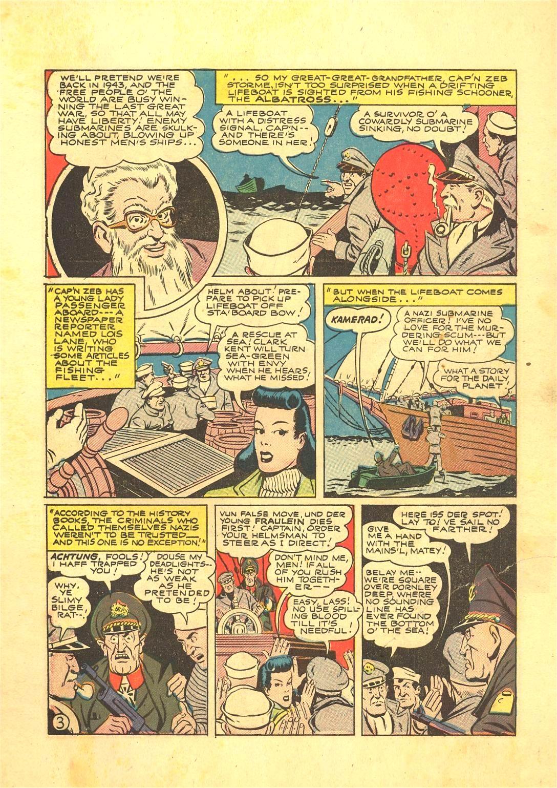 Action Comics (1938) 62 Page 3