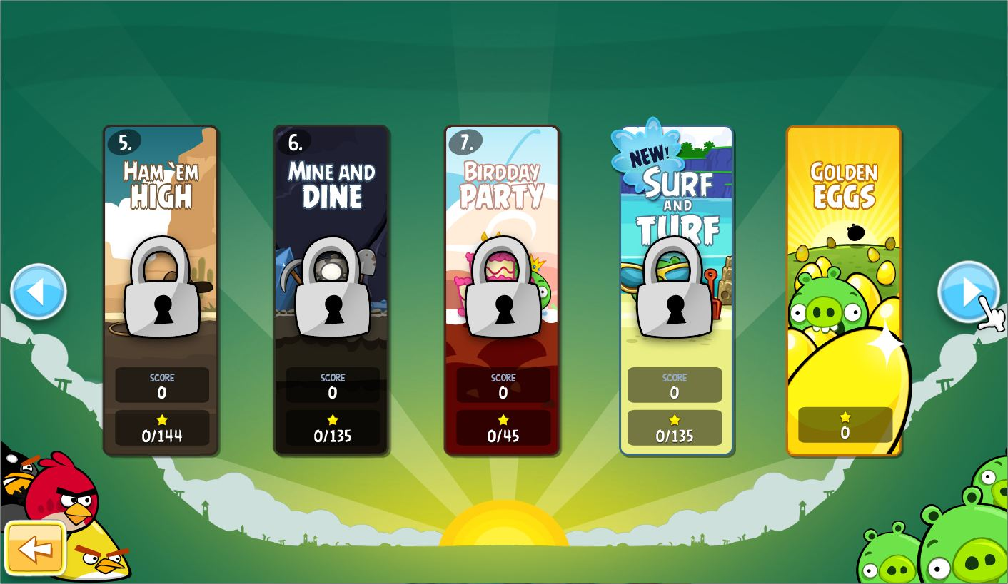 Angry Birds Rio Ver.2.2.0