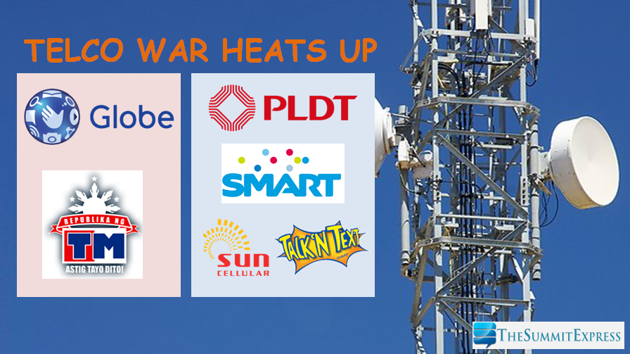 Telco war heats up anew