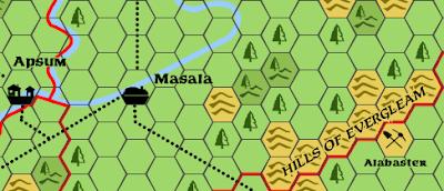 Map Bettellyn Masalioth