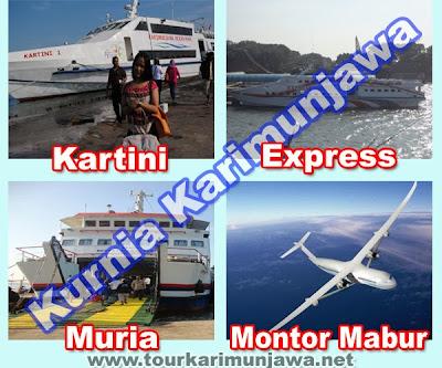 transportasi ke Karimunjawa terbaru