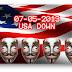 Setelah #OpIsrael Anonymous akan Luncurkan #OpUSA pada 7 Mei (waktunya untuk USA)