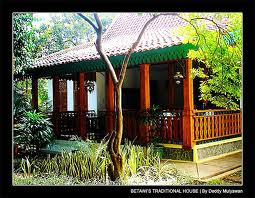 Rumah Adat Tradisional Indonesia