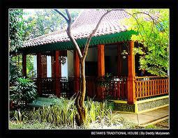 Rumah Adat Tradisional Indonesia