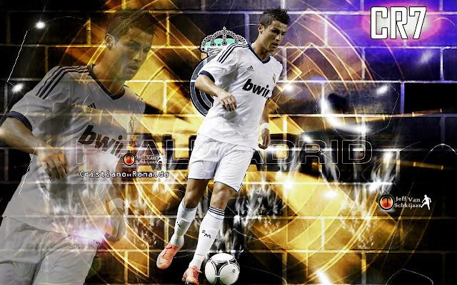 Cristiano Ronaldo Real Madrid Play Maker 2013 HD Wallpapers - 1280x800