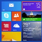 Tela inicial do Windows 8.1 - 140x140
