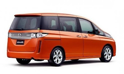 Mazda Motor Group launched a renewed version of Mazda Biante