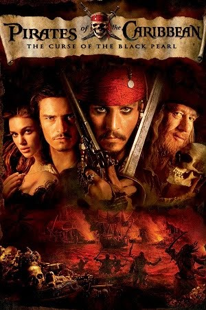 Pirates of the Caribbean 1 The Curse of the Black Pearl (2003) Full Movie Hindi Dual Audio Complete Download 480p