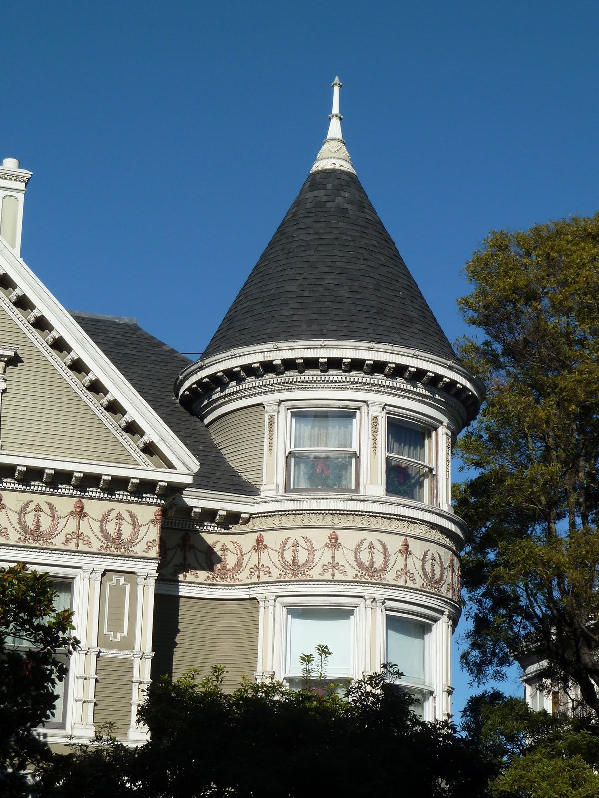 my sf past victorian style in san francisco