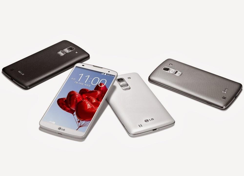 Review Spesifikasi dan Harga LG G Pro 2