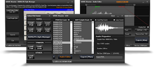 Wave Xtractor: Extract RAW Sound Data (.Wav) from Popular File Formats
