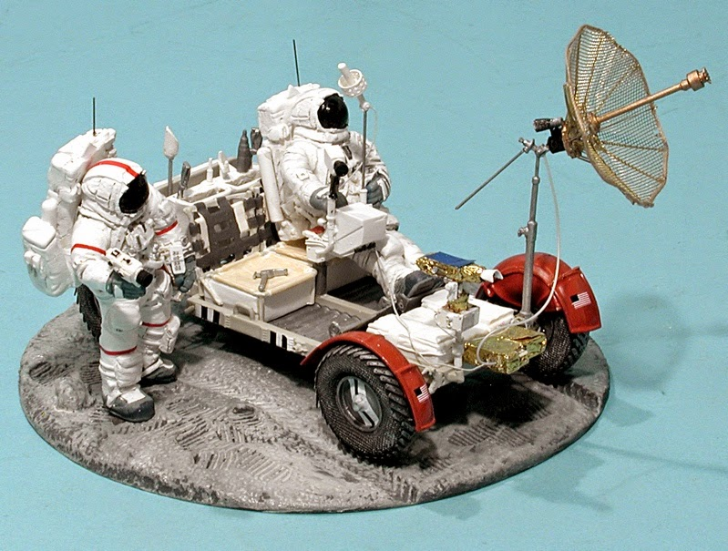curiosity rover scale model - photo #33