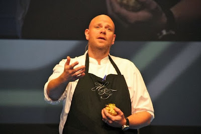 CHEF TOM KERRIDGE. BLOG ESTEBAN CAPDEVILA