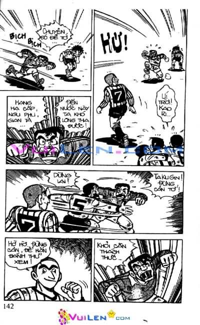 Jindodinho - Đường Dẫn Đến Khung Thành III  Tập 9 page 142 Congtruyen24h