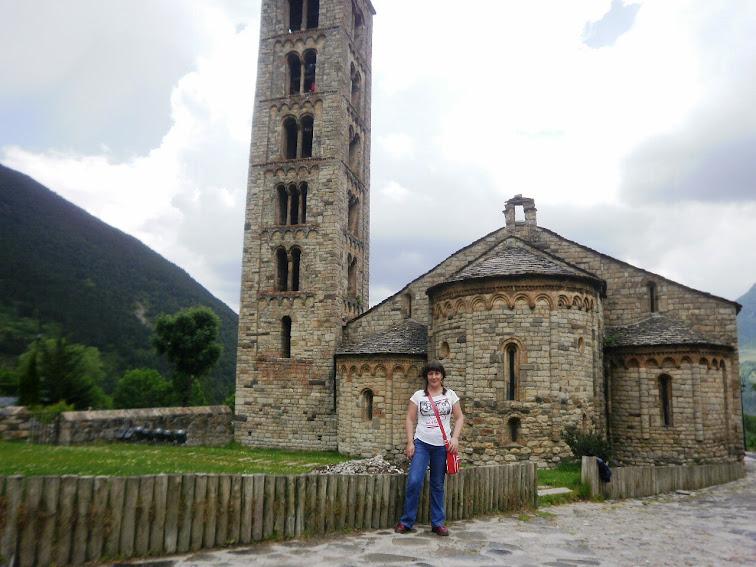 Sant Climent de Taüll (Lleida)
