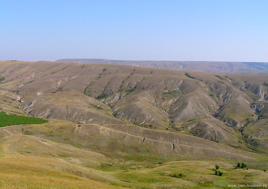 Вид с горы Кучук-Енишар | View from Kuchuk Enishar Mountain