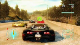 Playing Need for Speed Undercover