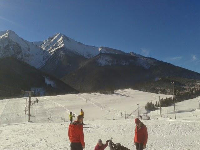 wyciąg narciarski Strednica