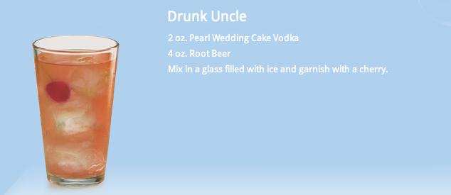 Pearl Wedding Cake Vodka The Wedding Cake Vodka And