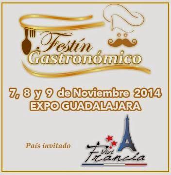 Festìn Gastronòmico Guadalajara 2014
