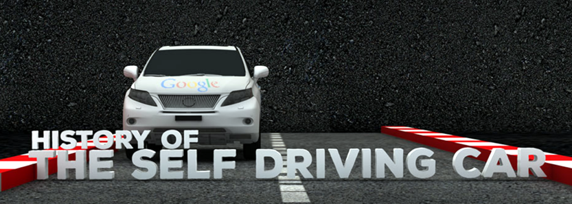 History of the Self-Driving Car