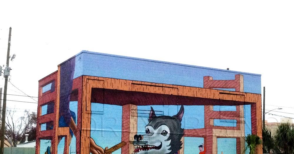 scorpyorising graffiti in st petersburg fla